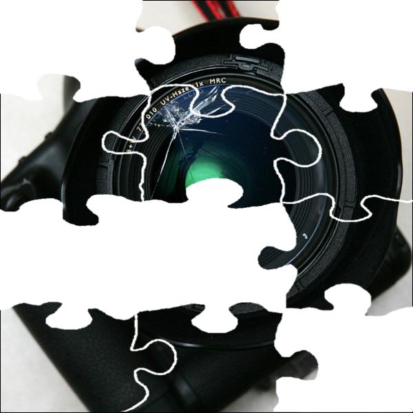 Repair Puzzle Camera