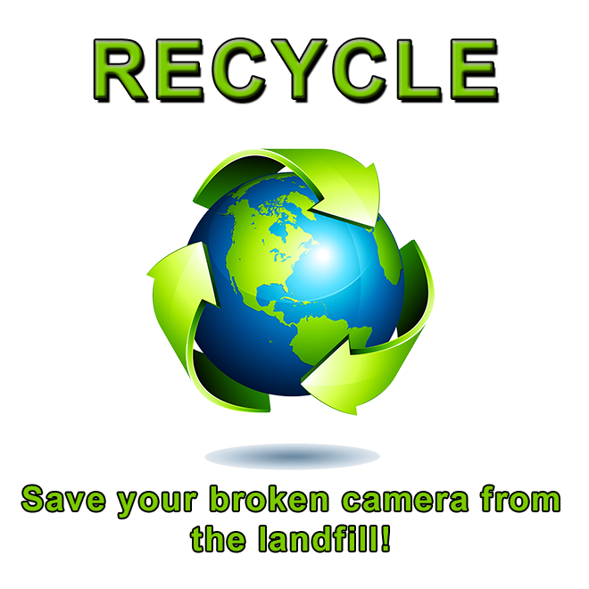recycle camera
